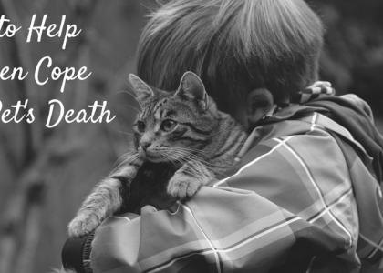 How to Help Children Cope with a Pet's Death